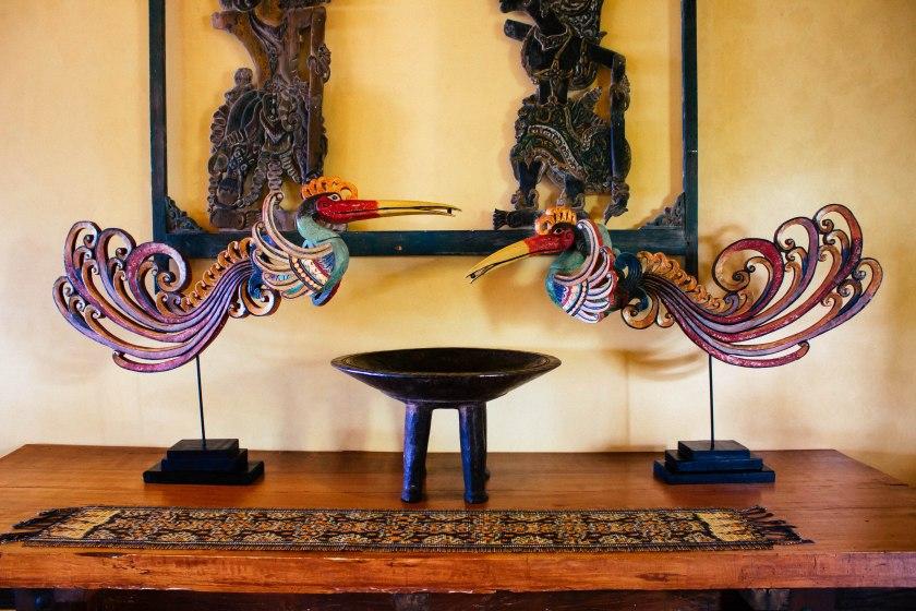 Art in Bali Village, Balesin